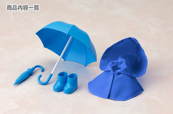 Cu-poche Extra - Rainy Day Set (Blue)(Pre-order)