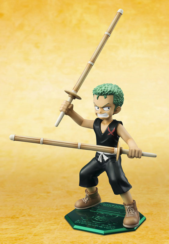(Pre-order) Portrait.Of.Pirates ONE PIECE CB-R2 Roronoa Zoro 1/8 Complete Figure