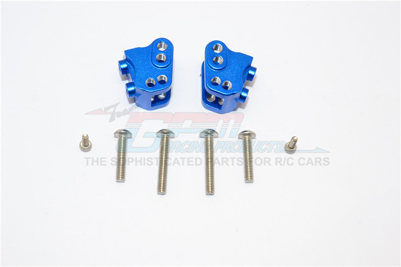 ALUMINIUM FRONT/REAR LINK MOUNTS - 1PR SET
