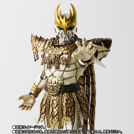 Kamen Rider Kuuga - N Daguba Zeba - S.H.Figuarts Shinkocchou Seihou (Limited Pre-order)