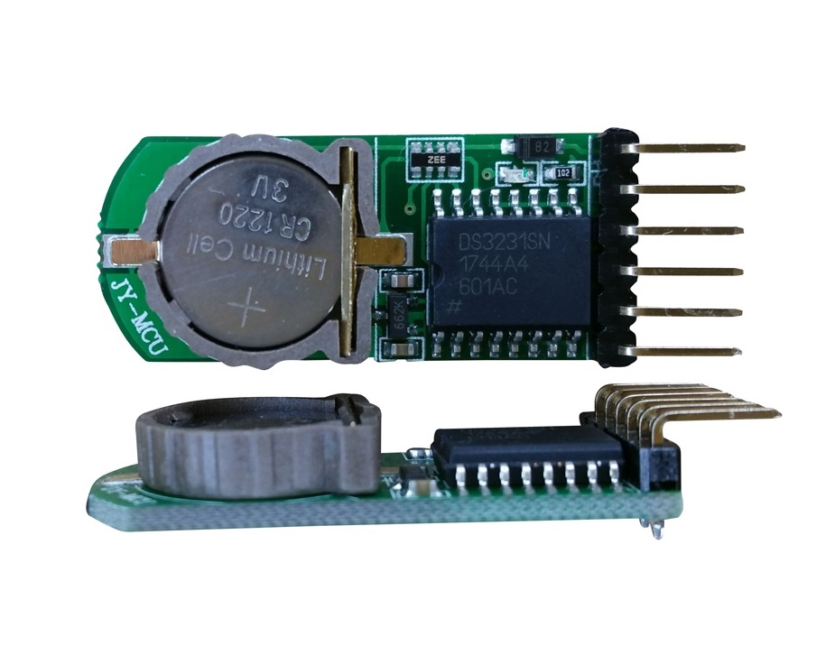 DS3231 High Accuracy Real Time Clock Module Arduino