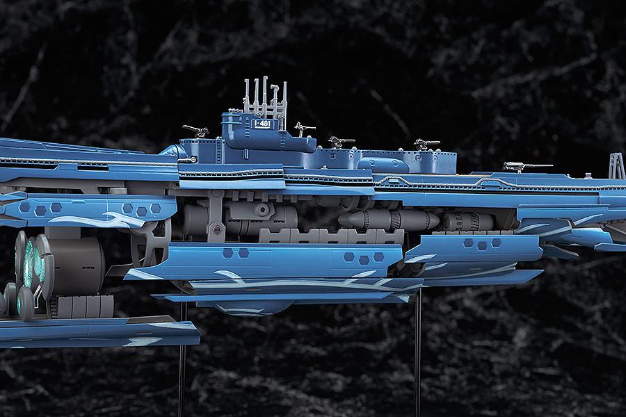 (Pre-order) Arpeggio of Blue Steel: Ars Nova: I-401 1/350 Complete Figure