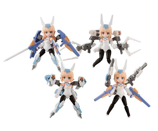 Desktop Army - Frame Arms Girl: KT-240f Baselard Series 4Pack BOX(Pre-order)