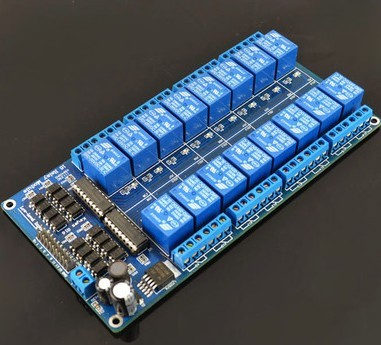 Relay Module 12V 16 Channel control Relay Module Shield
