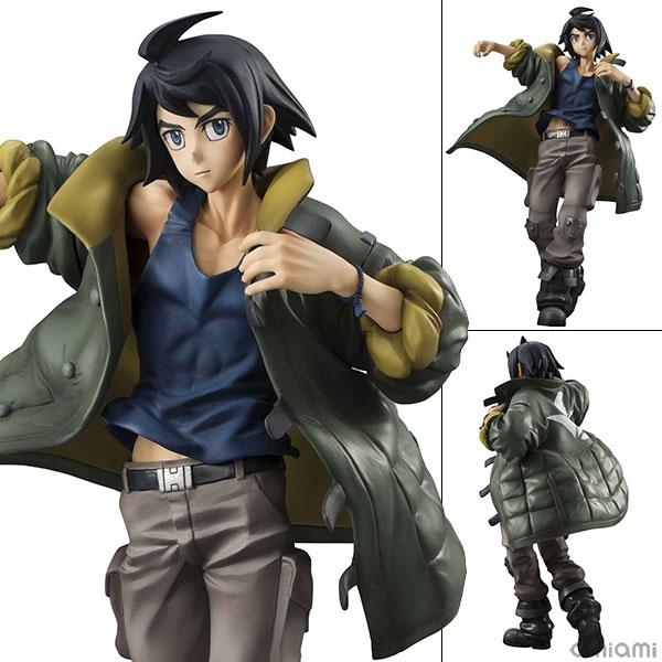 G.E.M. Series - Mobile Suit Gundam Iron-Blooded Orphans: Mikazuki Augus Complete Figure(Pre-order)