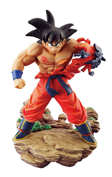 Dracap Memorial 01 Dragon Ball Super - Son Goku Complete Figure(Pre-order)