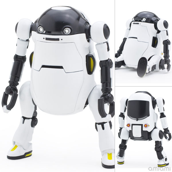 35 Mechatro WeGo - White
