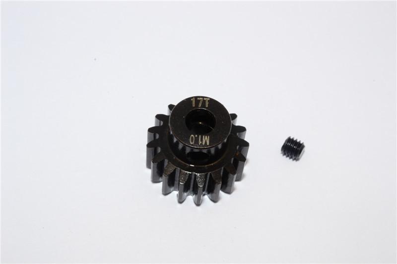 STEEL MOTOR GEAR (17T) - TXM017TS