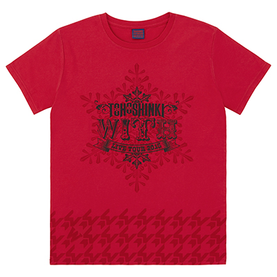 Tシャツ -RED- (L)