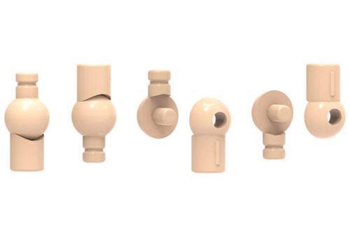 Frame Arms Girl Wrist Joint Flesh Ver. Plastic Model(Pre-order)