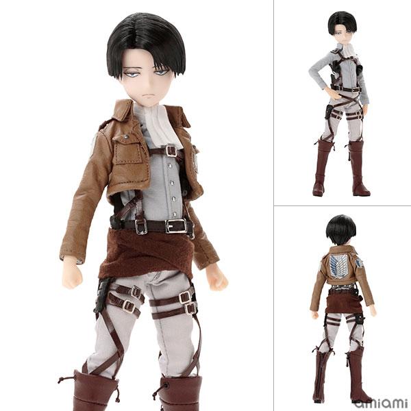 Asterisk Collection Series No.013 Attack on Titan - Levi 1/6 Complete Doll(Pre-order)