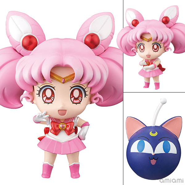 "Petit Chara Deluxe! ""Sailor Moon"" Sailor Chibi Moon Complete Figure(Pre-order)"
