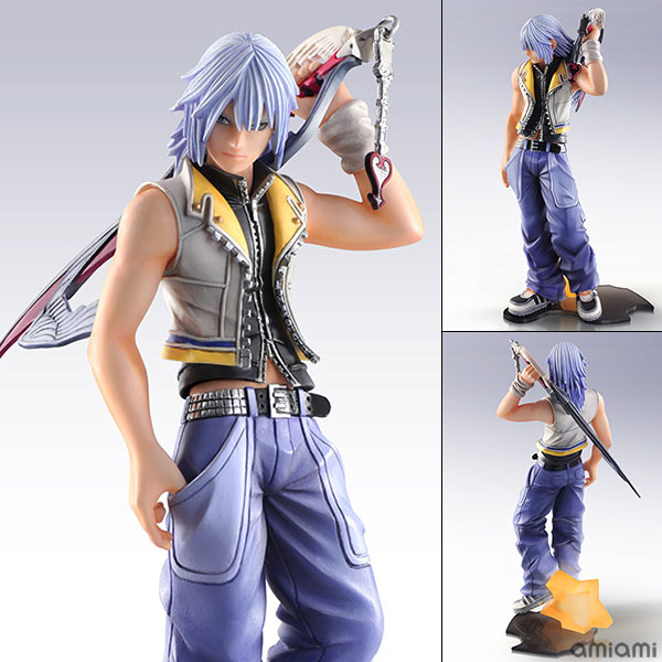 Static Arts Gallery - Kingdom Hearts II: Riku Complete Figure(Pre-order)