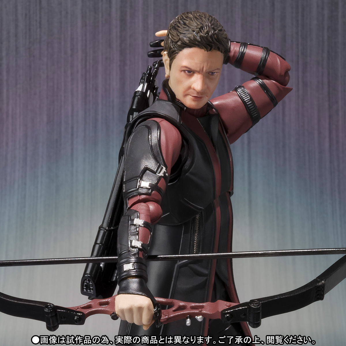 Avengers: Age of Ultron - Hawkeye - S.H.Figuarts (Limited Pre-order)