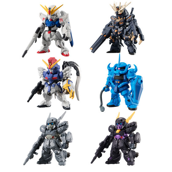 FW GUNDAM CONVERGE #12 10Pack BOX (CANDY TOY)(Pre-order)