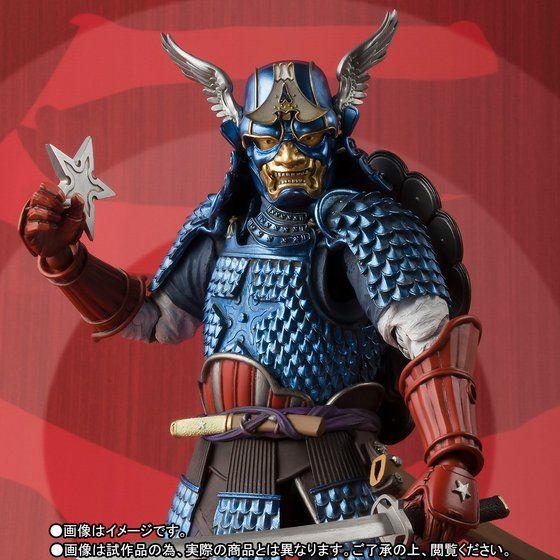 Meishou MANGA REALIZATION Samurai Captain America(Limited Pre-order)
