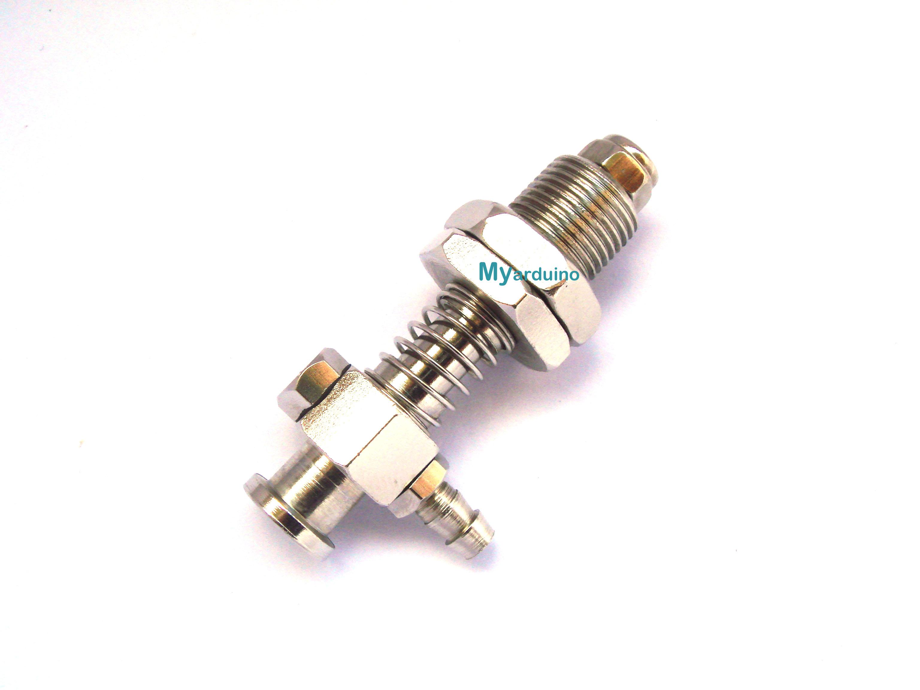 หัวท่อสูญญากาศ vacuum ยาว 53mm