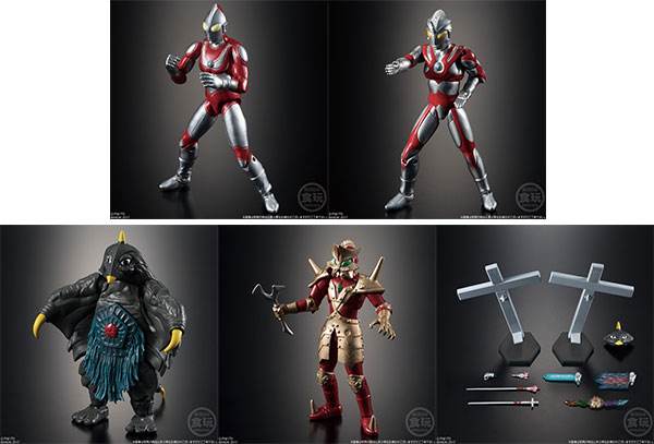 SHODO Ultraman VS 2 10Pack BOX (CANDY TOY)(Pre-order)