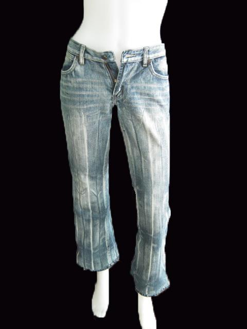"""BNB0681-กางเกงยีนส์ แบรนด์เนม CHAPS """"เอว 27 นิ้ว"""""""