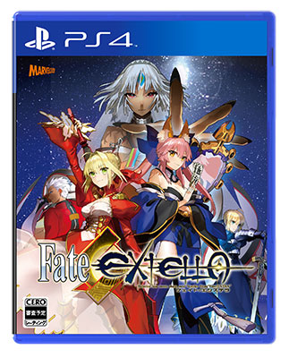 [Bonus] PS4 Fate/EXTELLA Regular Edition(Pre-order)