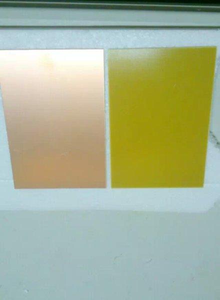 แผ่นปริ๊นอเนกประสงค์ ทองแดงหน้าเดียว Prototype PCB Board 10x15 cm