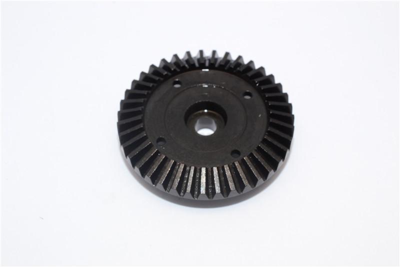 STEEL RING GEAR - 1PC (FOR TT02/TT02B)