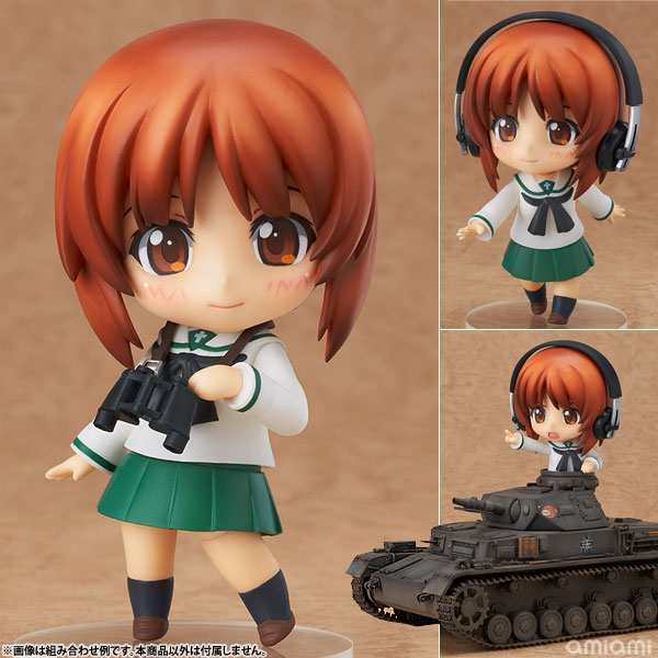 Nendoroid - Girls und Panzer: Miho Nishizumi(Pre-order)