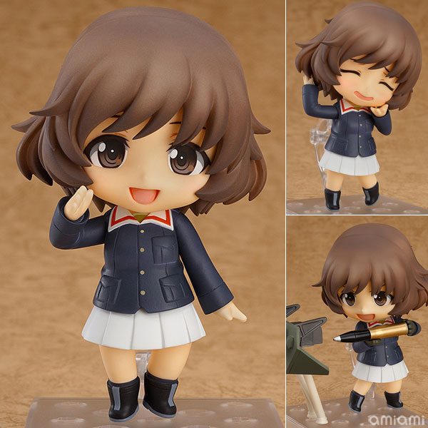 Nendoroid - Girls und Panzer: Yukari Akiyama(Pre-order)