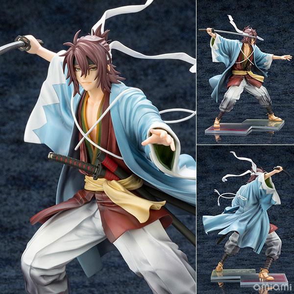 ARTFX J - Hakuouki Shinkai: Soji Okita 1/8 Complete Figure(Pre-order)