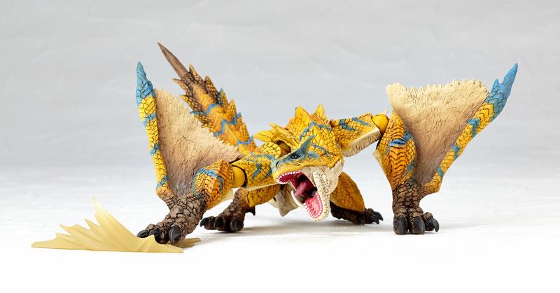 "Vulcanlog 001 ""Monster Hunter"" MonHunRevo Tigrex Standard Species(Pre-order)"