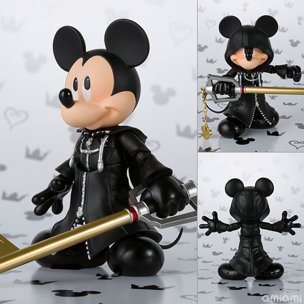 S.H. Figuarts - King Mickey (KINGDOM HEARTS II)(Pre-order)