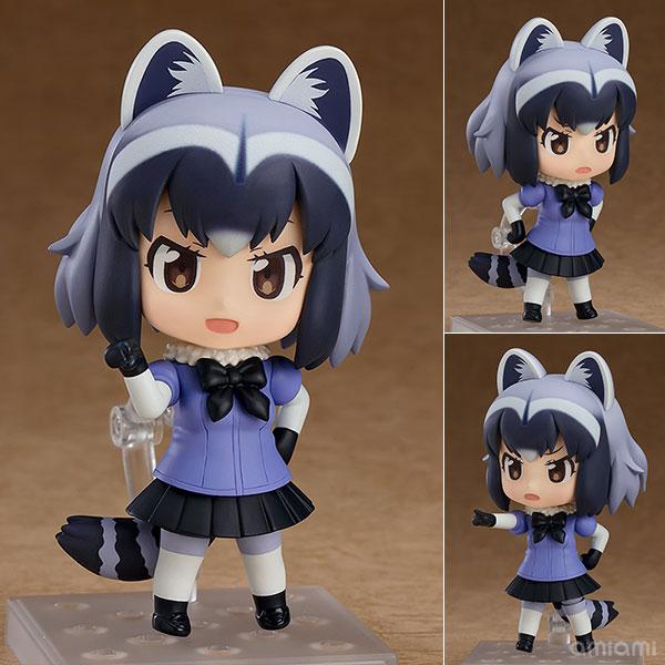 Nendoroid - Kemono Friends: Common Raccoon(Pre-order)