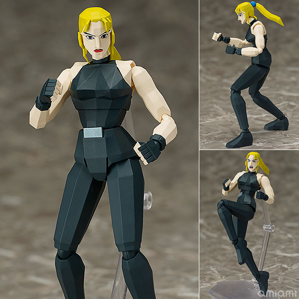 figma - Virtua Fighter: Sarah Bryant(Pre-order)