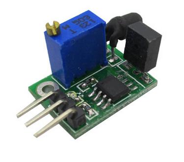 Infrared obstacle avoidance sensor ultra small โมดูลเซนเซอร์สิ่งกีดขวางแบบอินฟาเรด 3-100 cm