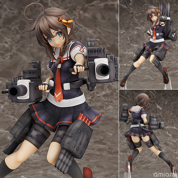 Kantai Collection -Kan Colle- Shigure Kai Ni 1/8 Complete Figure(Pre-order)