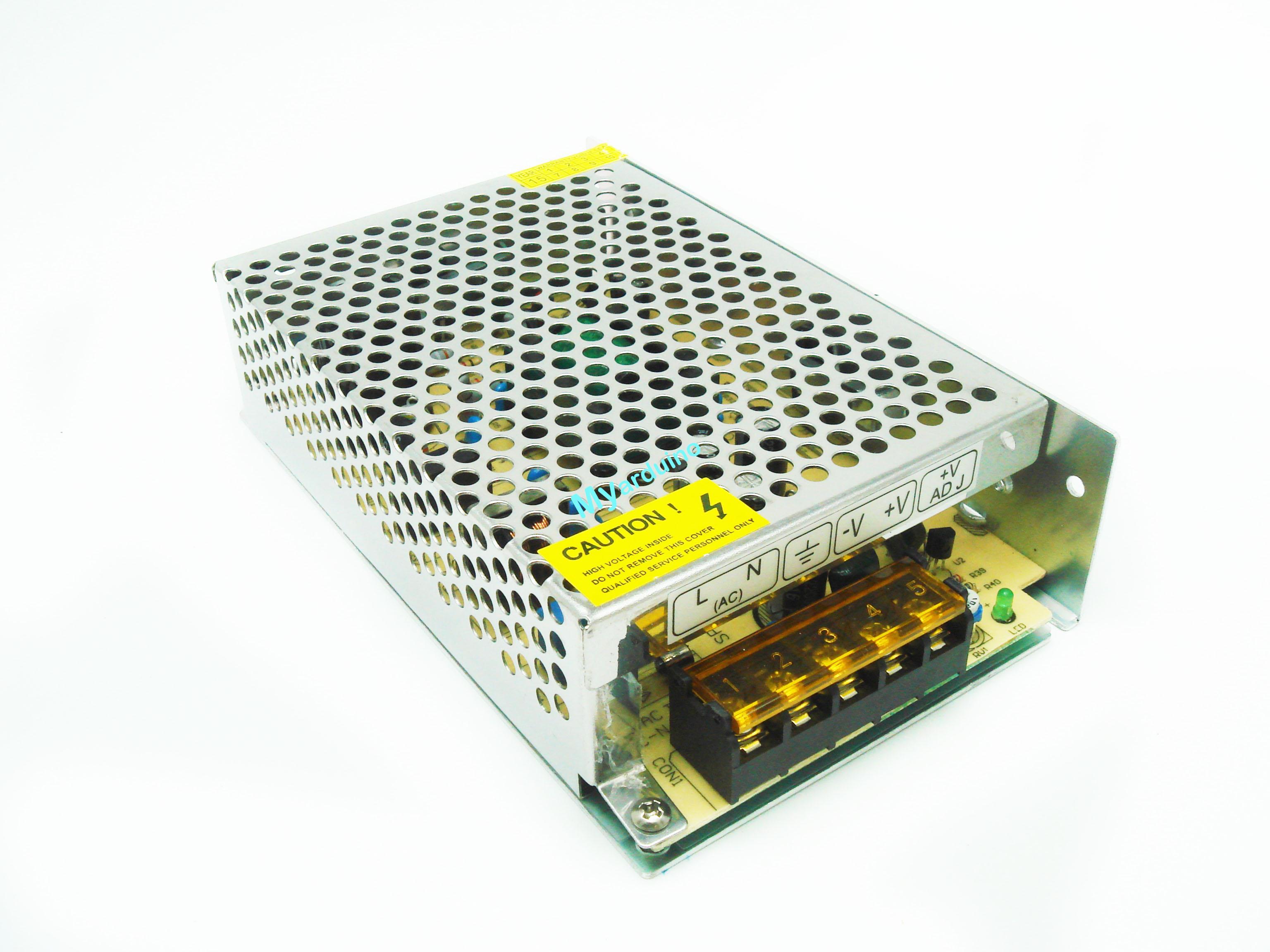 Switching Power supply แหล่งจ่ายไฟ 5V 10A