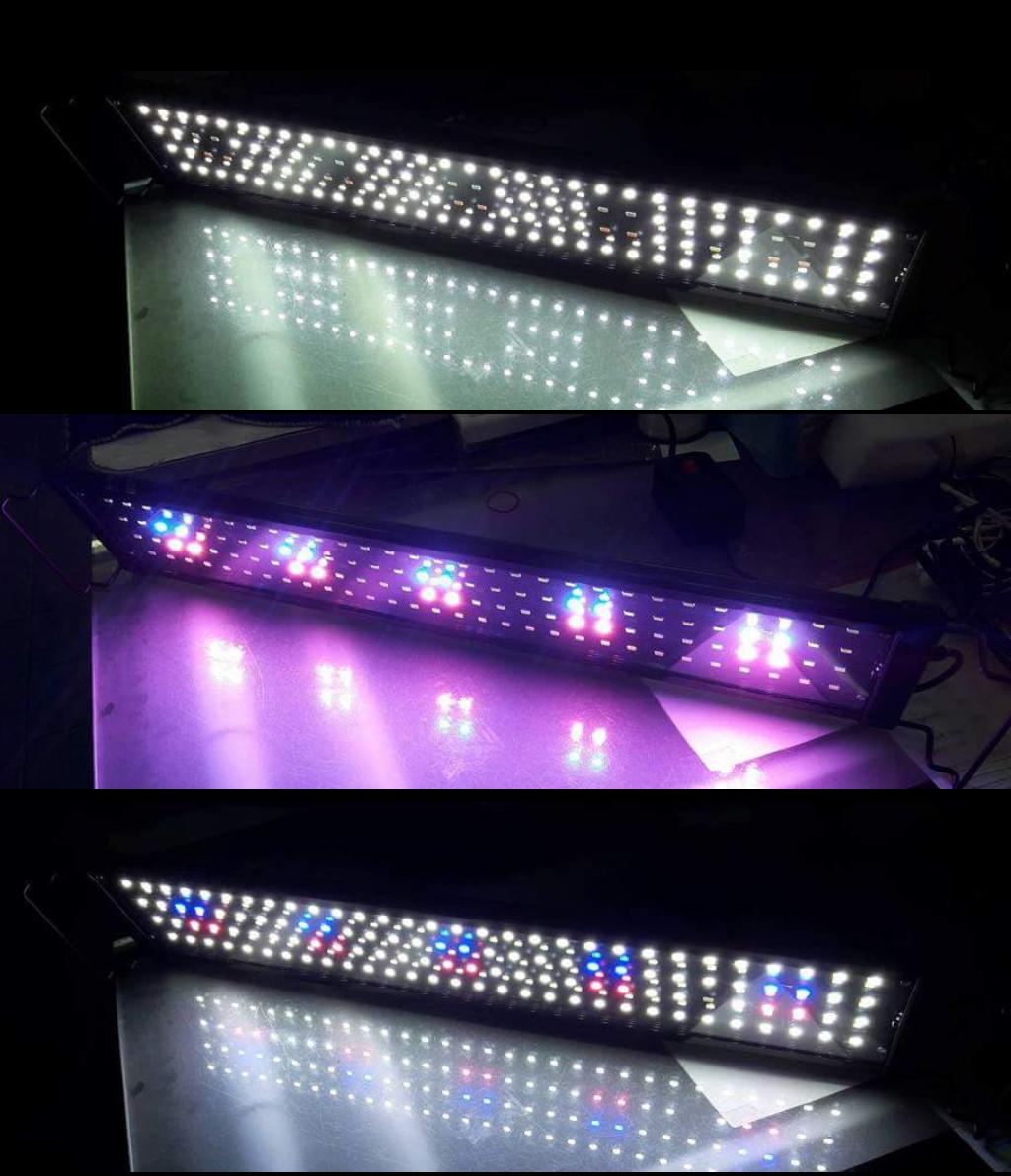 โคมLED KOB-1200 Full color(120w)