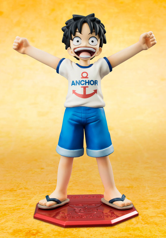 (Pre-order) Portrait.Of.Pirates ONE PIECE CB-R1 Monkey D. Luffy 1/8 Complete Figure