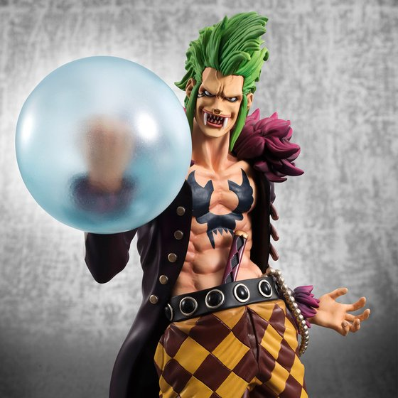 One Piece - Bartolomeo - Excellent Model - Portrait Of Pirates - 1/8 - Kai (Limited Pre-order)