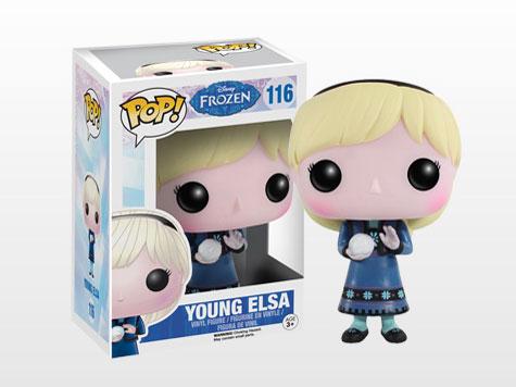 (Pre-order) POP! Disney - Frozen: Elsa (In Youth ver.)