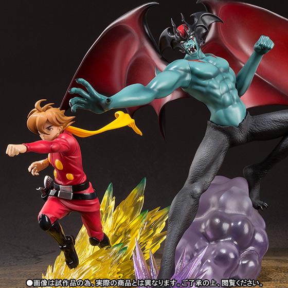 Figuarts ZERO Cyborg 009 VS Devilman (Tamashii Web Shouten exclusive)