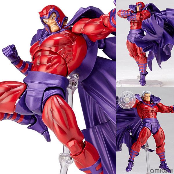Figure Complex Amazing Yamaguchi No.006 Magneto(Pre-order)