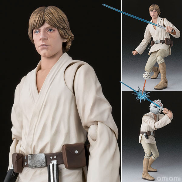 "S.H. Figuarts - Luke Skywalker (A NEW HOPE) ""Star Wars""(Pre-order)"