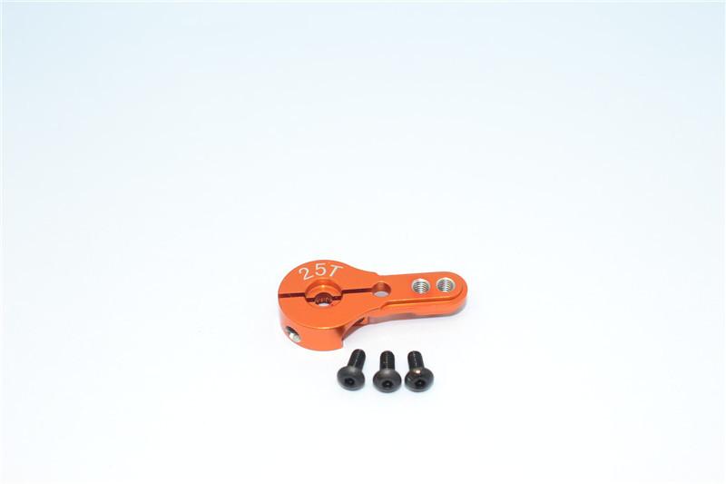 Aluminum Servo Horn 25T spline