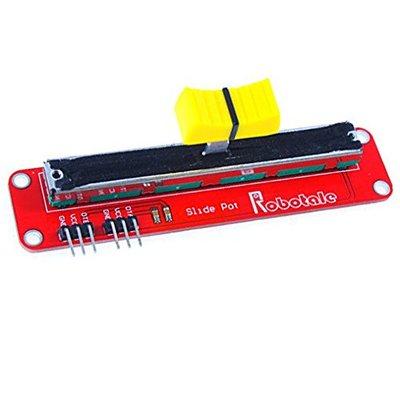 Slide Potentiometer Module ตัวต้านทานปรับค่าได้แบบสไลต์