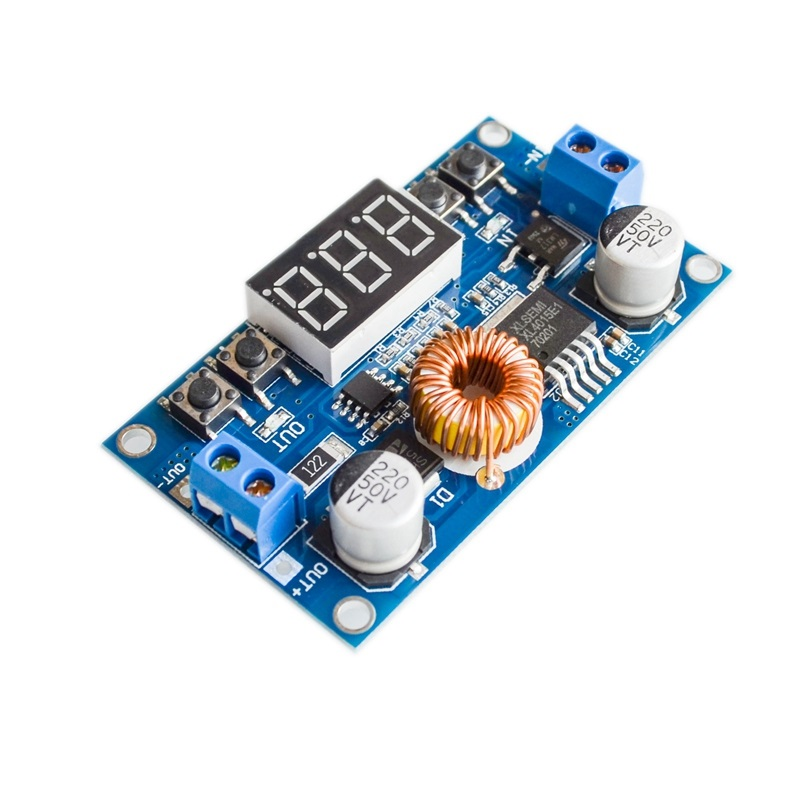 DC-DC 5-36V to 1.2-32V Boost Power Supply Step Down Module