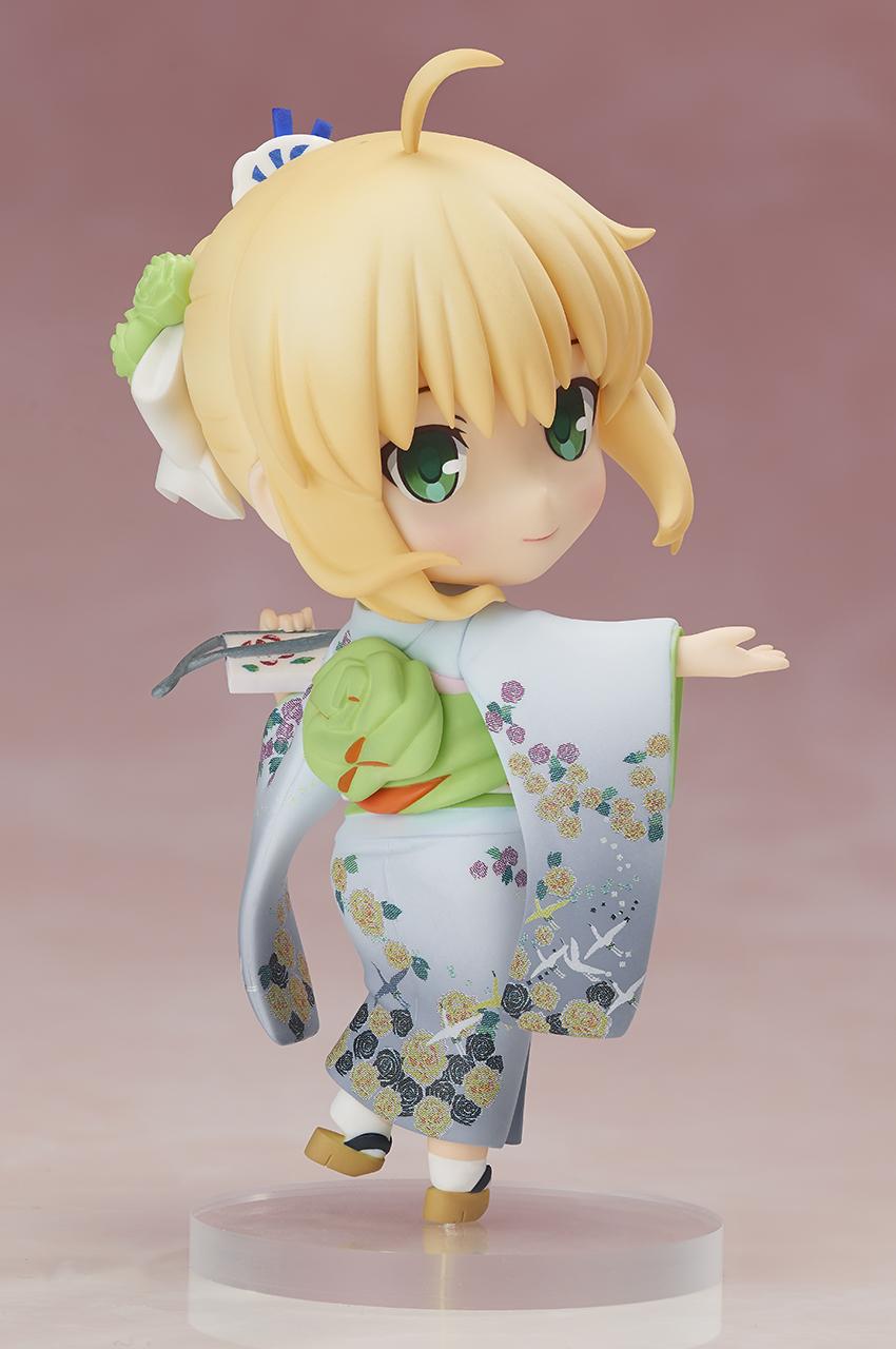 CHARA-FORME PLUS Fate/stay night - Saber Kimono Version (Pre-order)