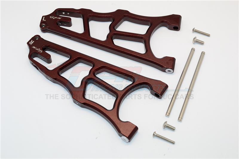 ALUMINUM FRONT LOWER ARMS - 1PR