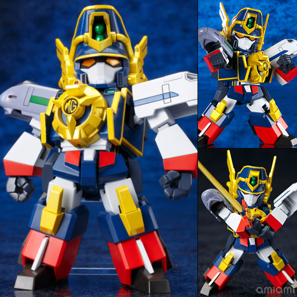 "D-Style ""The Brave Express Might Gaine"" Might Gaine Plastic Model(Pre-order)"