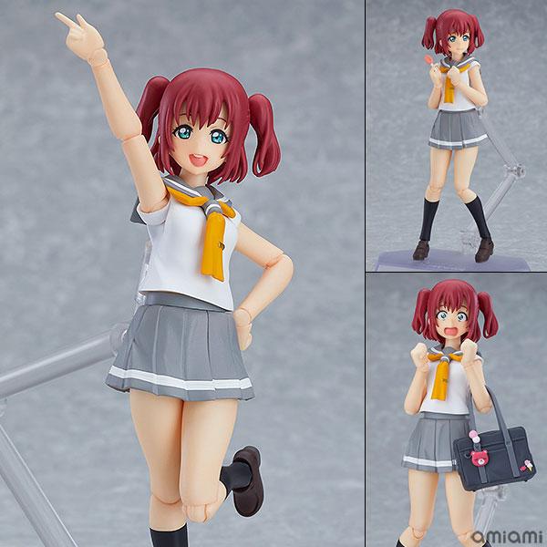 figma - Love Live! Sunshine!!: Ruby Kurosawa(Pre-order)